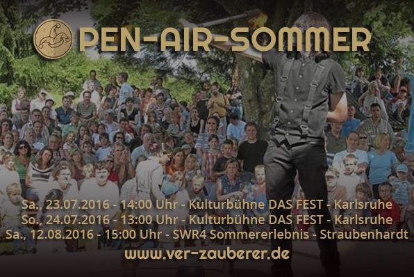 Open-Air-Sommer