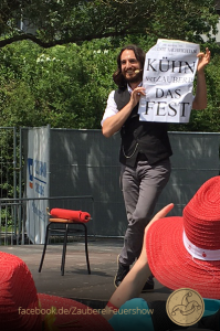 Michael Kühn - verZAUBERER @ DAS FEST 2016