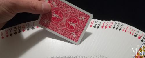 Kartenzauberei